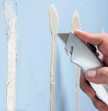 5 trucos para pintar arreglar desperfectos en la pared - Imprimacion para paredes de yeso ...