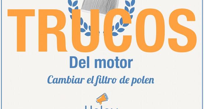 Trucos de motor: Cómo cambiar el filtro de polen o de habitáculo y evitar alergias