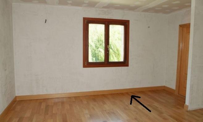 Precio poner parquet en casa materiales de construcci n for Poner tarima flotante