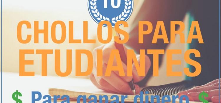 10 chollos para estudiantes para ganar dinero. Guía inteligente para estudiantes part 1