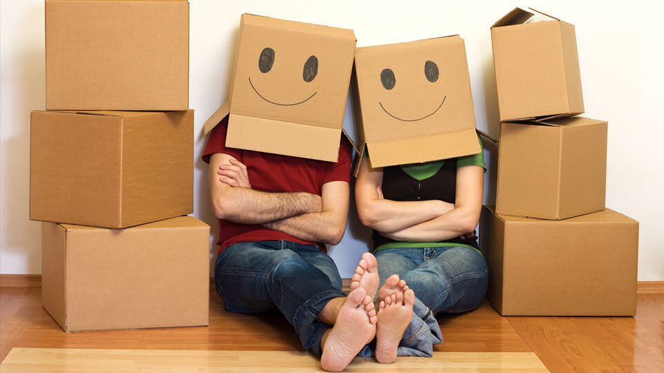 Guía práctica para una mudanza  : 5 consejos para que todo salga bien