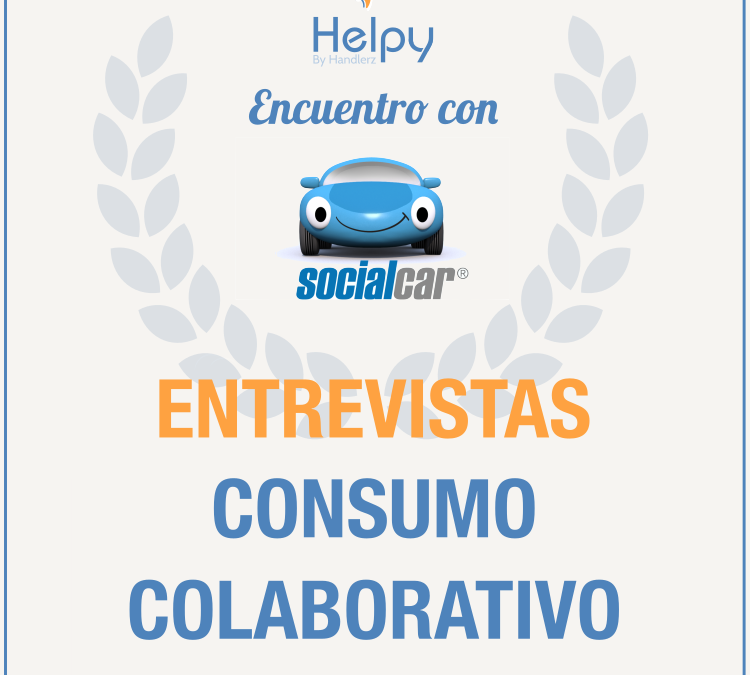 Entrevista Consumo Colaborativo: Encuentro con Alexandra de SocialCar