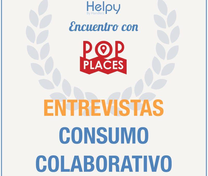 Entrevista Consumo Colaborativo : Encuentro con Karen Prats, de PopPlaces
