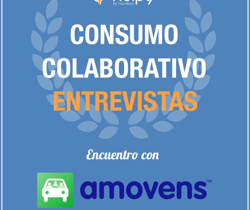 Entrevista de Consumo Colaborativo: Encuentro con Diego de Amovens